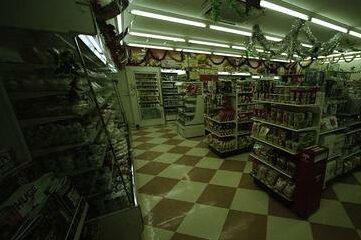 photo of the inside of a convenience store