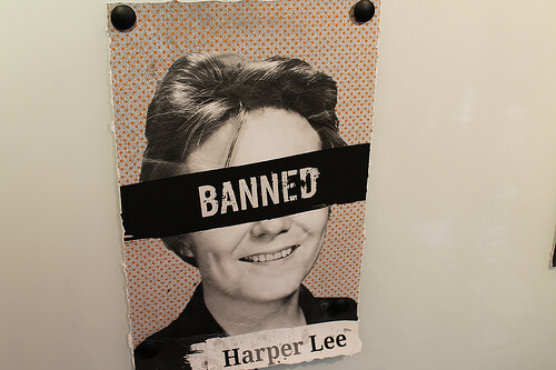 Harper Lee, author, To Kill a Mockingbird