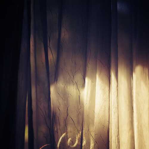 photo of curtains