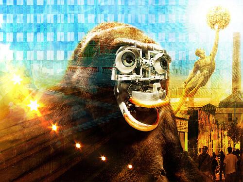 I, Gorilla III