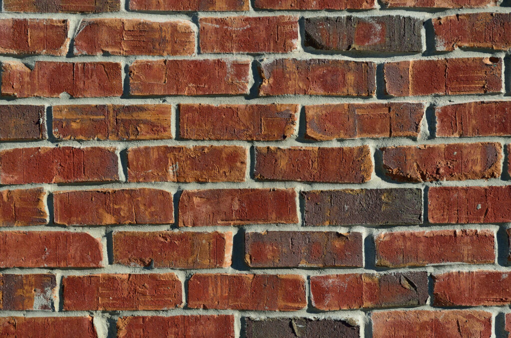 photo of brick wall