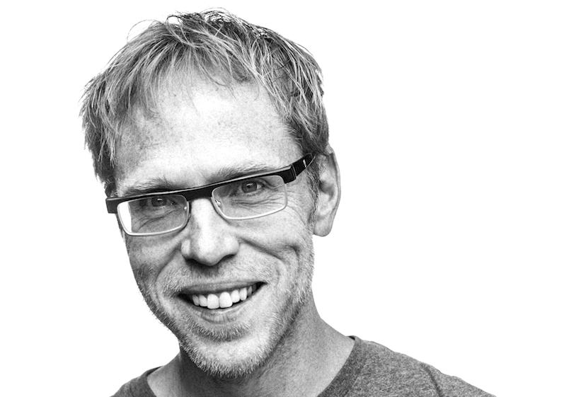 photo of author Christopher DeWan