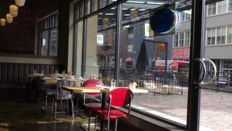 photo of restaurant interior