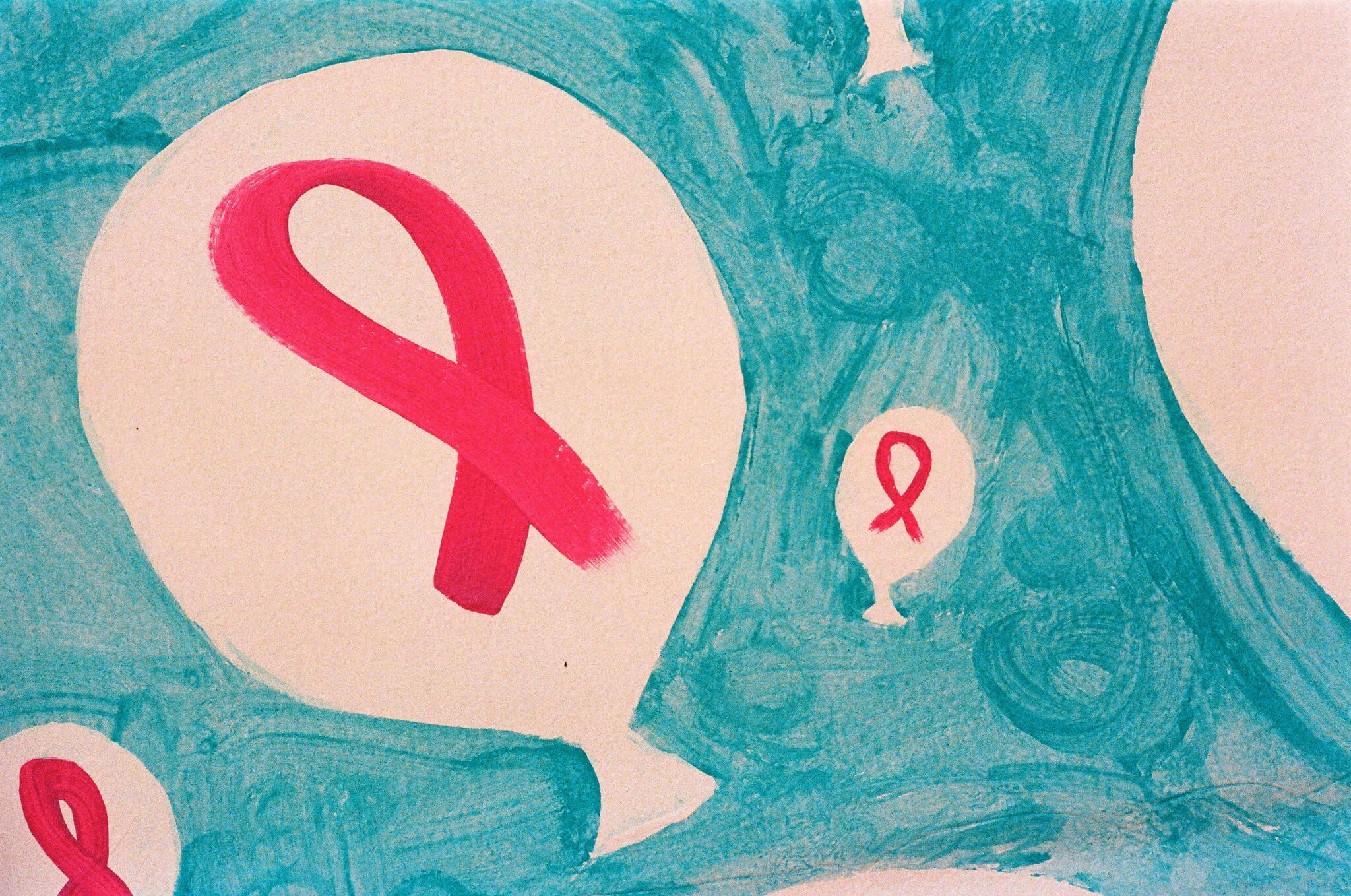Breast Cancer themed art