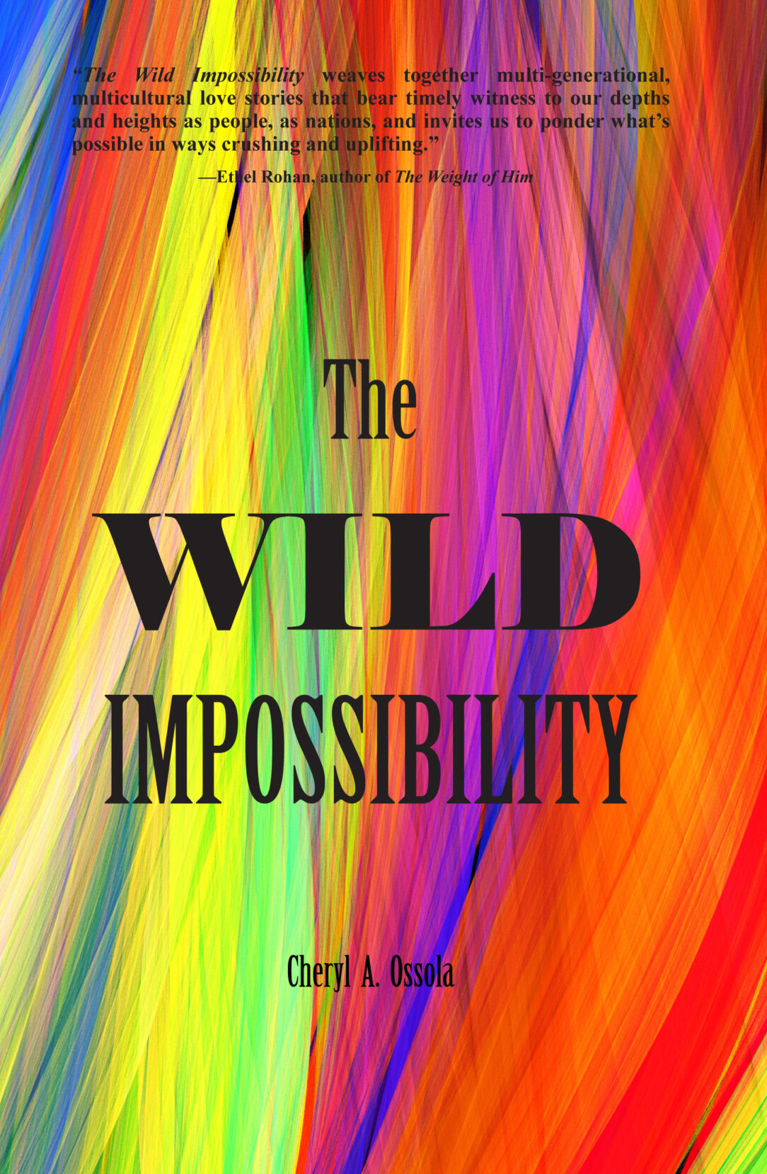 THE WILD IMPOSSIBILITY book cover